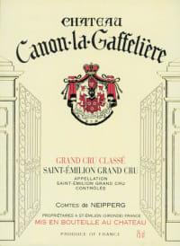 Chateau Canon la Gaffeliere 1er Gr.Cr.Cl.B 2009