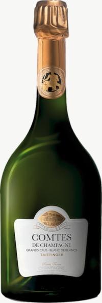 Comtes de Champagne Flaschengärung