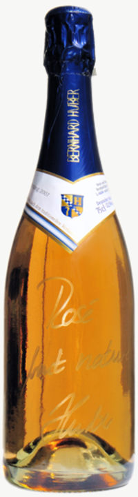 Spätburgunder Sekt Rosé Brut nature  Flaschengärung