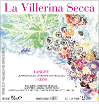 Langhe Freisa La Villerina Secca