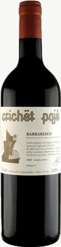 Barbaresco Crichet Paje
