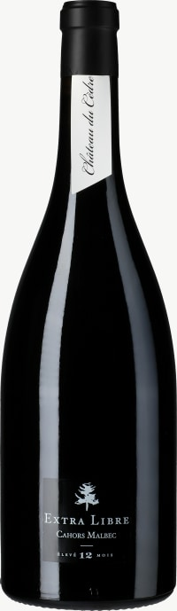 Cahors rouge Extra Libre Vin Naturel 2017