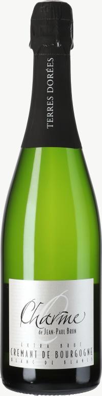 Cremant de Bourgogne Charme Blanc de Blanc Flaschengärung 2012