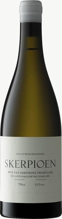 Ouwingerdreeks Old Vine Series Skerpioen 2014