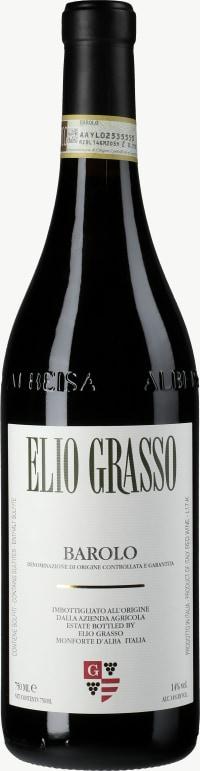 Barolo Elio Grasso