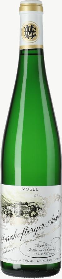Scharzhofberger Riesling Auslese (fruchtsüß) 2014
