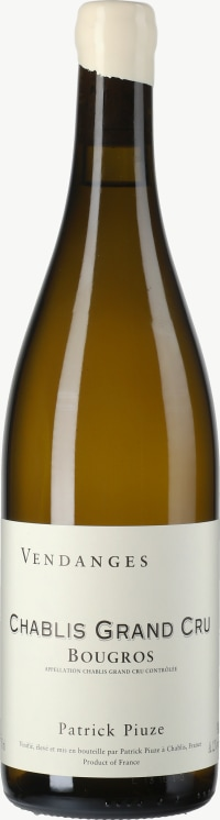 Chablis Grand Cru Bougros 2017