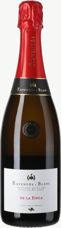 De la Finca (Cava) Flaschengärung 2015
