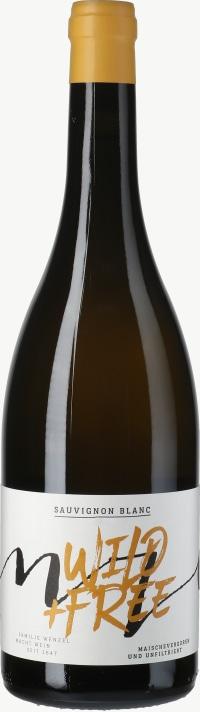 Sauvignon Blanc Wild + Free (Orange Wine) 2015
