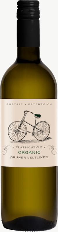 Grüner Veltliner Classic Style (Organic) 2017