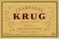 Champagne Grande Cuvee Flaschengärung