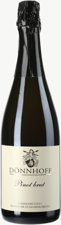 Sekt Pinot Brut  Flaschengärung