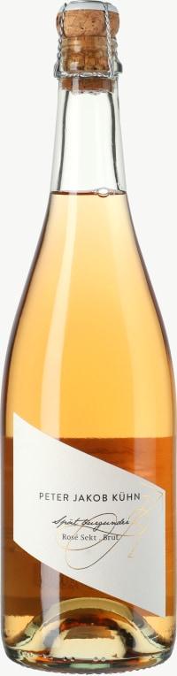 Spätburgunder Rose Brut Flaschengärung 2015