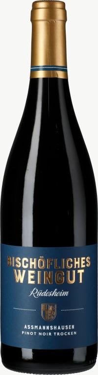 Assmannshausen Pinot Noir trocken 2015