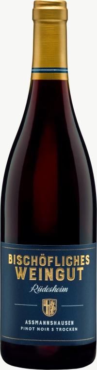 """Assmannshausen Pinot Noir """"S"""" trocken"""