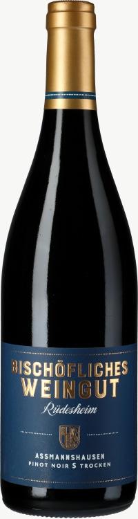 """Assmannshausen Pinot Noir """"S"""" trocken 2015"""
