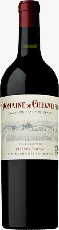 Chateau Domaine de Chevalier rouge
