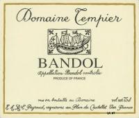 Bandol Rouge 2011