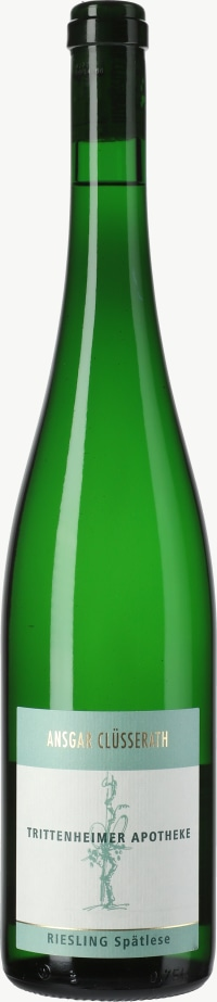 Trittenheimer Apotheke Riesling Spätlese (fruchtsüß) 2017