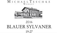 Blauer Sylvaner 19-27 (ehemals von der Dünnbach)  trocken