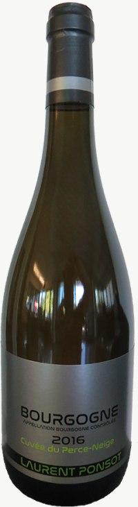 Bourgogne Blanc Cuvée du Perce-Neige