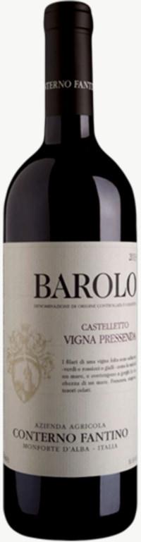 Barolo Castelletto Vigna Pressenda