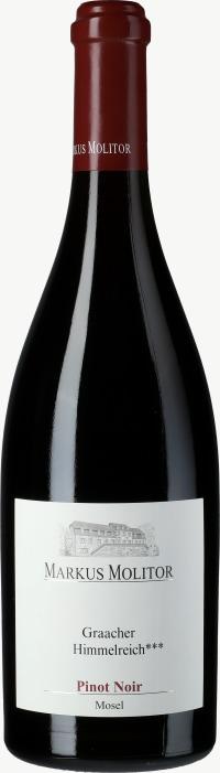 Pinot Noir Graacher Himmelreich ***  trocken 2016