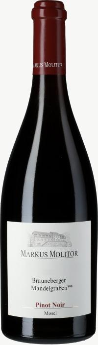 Pinot Noir Brauneberger Mandelgraben ** trocken 2015