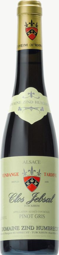 Pinot Gris Clos Jebsal Vendange Tardive (fruchtsüß)