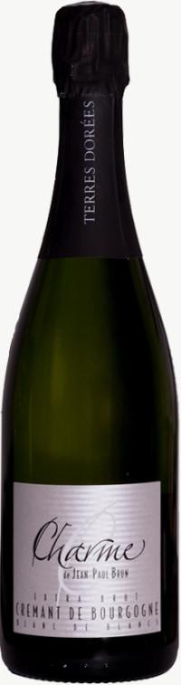 Cremant de Bourgogne Charme Blanc de Blanc Flaschengärung