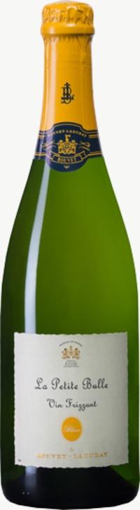 La Petite Bulle Blanc Brut Loire Vin Frizzant Flaschengärung