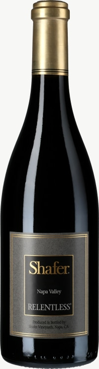 Napa Syrah Relentless 2012