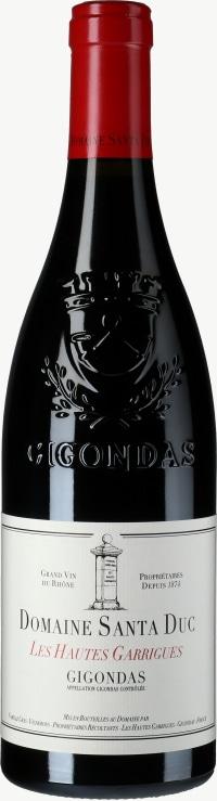 Gigondas Les Hautes Garrigues 2011