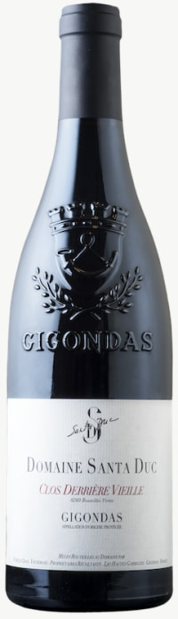 Gigondas Clos De Derriere Vieilles Vignes