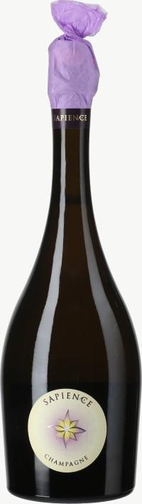 Champagne Sapience Premier Cru Brut Nature Flaschengärung 2009