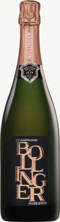 Champagne Rosé Limited Edition Flaschengärung