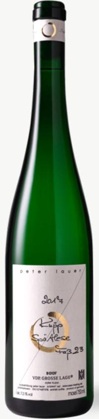 Ayler Kupp Faß 23 Riesling Spätlese (fruchtsüß) Große Lage Versteigerungswein