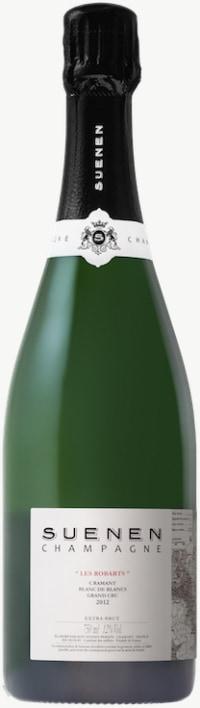 Les Robarts Cramant Blanc de Blancs Grand Cru  Extra brut Flaschengärung