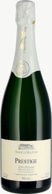 Riesling Sekt Prestige Zero Dosage Flaschengärung