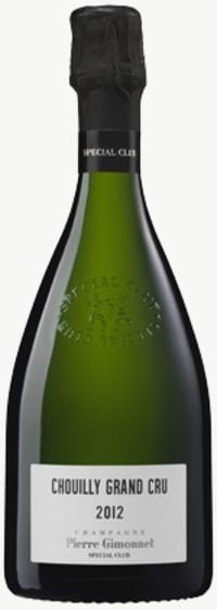 Champagne Brut Grand Cru Special Club - Chouilly Flaschengärung