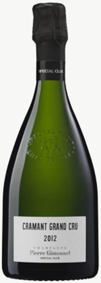 Champagne Brut Grand Cru Special Club - Cramant Flaschengärung