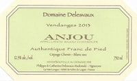 Chenin Blanc Authentique Franc de Pied trocken