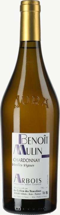 Chardonnay Vieille Vignes Arbois 2010