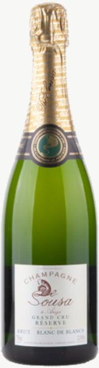 Blanc de Blancs Grand Cru  Brut Reserve Flaschengärung