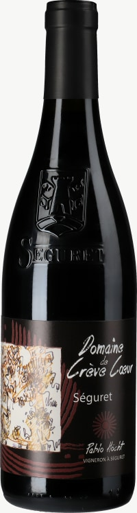 Seguret Cotes du Rhone Villages 2017