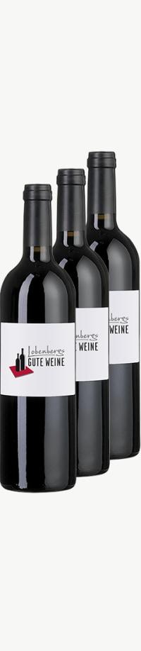 Weinpaket: Bdx 2016 Lobenbergs bezahlbare Lieblingsweine | 12* 0,75l