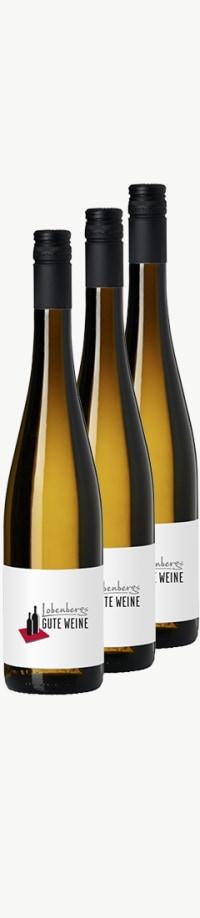 Weinpaket: Deutscher Riesling 2016 - erhaben, cool, grandios verspielt, unendlich fein und schick | 12*0,75l
