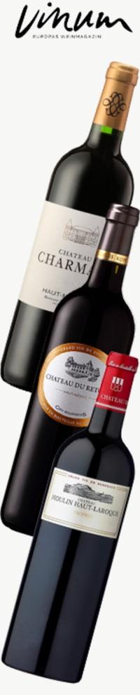 Weinpaket: Vinum Bordeaux 2015 | 3* 0,75l