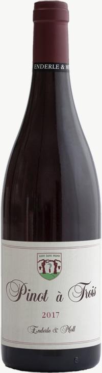 Pinot Noir - Pinot à trois
