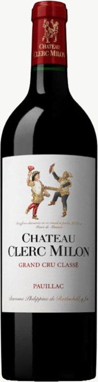 Chateau Clerc Milon Rothschild 5eme Cru 2018